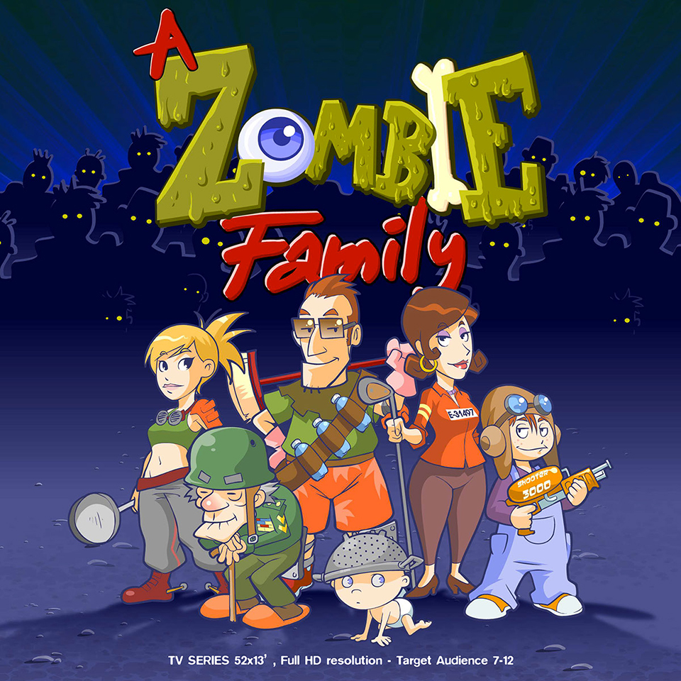Zombie-Family-portrait